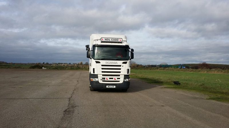 Neil Codd Training - Our vehicles